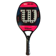 Raquete de Beach Tennis Wilson WS 24.20 New Generation - Rosa