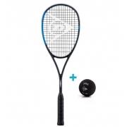 Raquete de Squash Dunlop Pro 130 + Bola Dunlop
