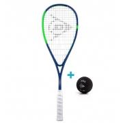 Raquete de Squash Dunlop Sonic Core Evolution 120 + Bola Dunlop