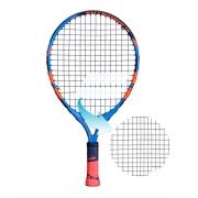 Raquete de Tenis Babolat Ballfighter 17 Preto/Laranja - Encordoada