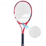 Raquete de Tênis Babolat Boost S Vermelha - Encordoada