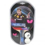 Raquete de tenis de Mesa Butterfly Timo Boll 1000
