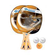 Raquete De Tênis De Mesa Donic Appelgren Line 300 - Kit