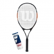 Raquete de Tênis Wilson Matchpoint XL + Tubo de Bola Babolat