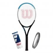 Raquete de Tênis Wilson Ultra 100 V3 +Brinde Corda e Bola