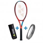 Raquete de Tênis Yonex  VCore 100 2021 + Brinde Bola e Corda