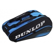 Raqueteira Dunlop FX Performance X12 - Preto/Azul