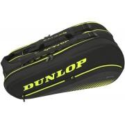 Raqueteira Dunlop Sx Performance X8 - Preto/Verde