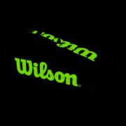 Raqueteira Wilson ESP Team X6 Preta e Verde