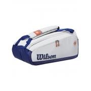Raqueteira Wilson ESP Roland Garros Premium X9 (Térmica)