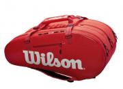 Raqueteira Wilson Super Tour 3 Comp X15  2020