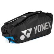 Raqueteira Yonex  Tour Edition X6 - Azul e Preta