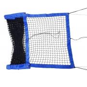 Rede de Beach Tennis  Master Rede  - Fio 1mm - RT-BT-Z-AR Azul