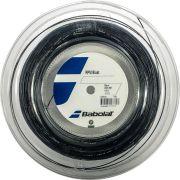 Corda Babolat RPM Blast 17 1.25mm Copolímero Preto - Rolo com 200