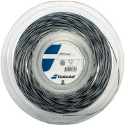 Corda Babolat RPM Dual 130 16 Rolo 200 Metros - Cinza