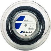 Corda Babolat RPM Team 125 17 Rolo 200 Metros - Preta