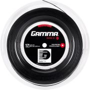 Corda Gamma Moto 124 17 Rolo 200 Metros - Preta