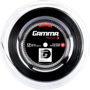 Corda Gamma Poly Z 125 17 Rolo 200 Metros - Preta