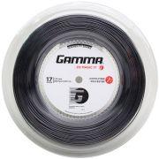 Corda Gamma Zo Magic  123 17 Rolo 200 Metros - Preta