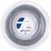 Corda Babolat Pro Xtreme 125 17 Rolo 200 Metros - Cinza