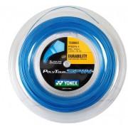Rolo De Corda Yonex Poly Tour Spin 1.25/16 200 Metros - Azul
