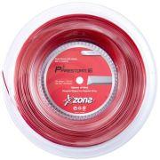 Corda Zons Firestorm 16 Rolo 200 Metros - Vermelha