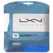 Set de Corda Luxilon Alu Power Blue 1.25MM/16L Set Individual