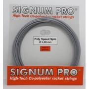 Set de Corda Signum Pro Poly Speed Spin 1.28 - 12M