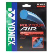 Set de Corda Yonex Polytour Air 16L 1.25mm 12m Azul -  Set Individual