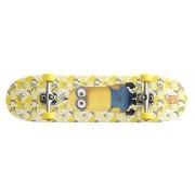 Skateboard Minions Banana Abec 5 - Amarelo/Preto
