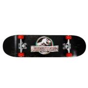 Skateboard Jurassic World Logo Glitch