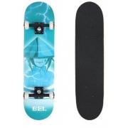 Skateboard Semi - Profissional Bel Sports - Azul