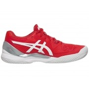 Tênis Asics Gel Resolution 8 Clay Feminino Pink/White - Saibro