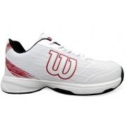 Tenis Wilson Slice  Branco e Vermelho