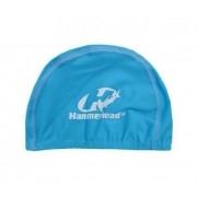Touca de Natação de Lycra Hammerhead Junior - Azul Celeste
