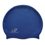 Touca de Natação de Silicone Hammerhead Lisa XL - Azul