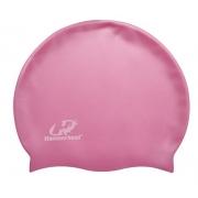 Touca de Natação de Silicone Hammerhead Lisa XL - Pink