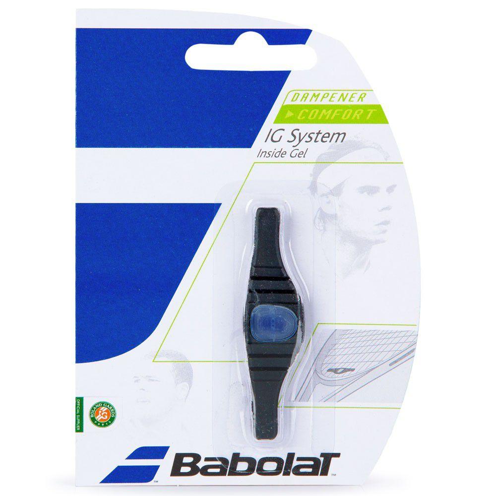 Antivibrador Babolat IG System - Preto  - REAL ESPORTE