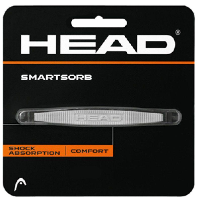 Antivibrador Head Smartsorb - Cinza  - REAL ESPORTE