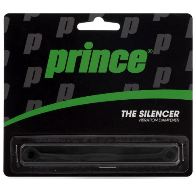 Antivibrador  Prince Silencer Dampener - Preto  - REAL ESPORTE