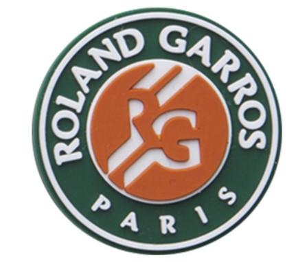 Antivibrador Wilson Dampener Roland Garros  - REAL ESPORTE