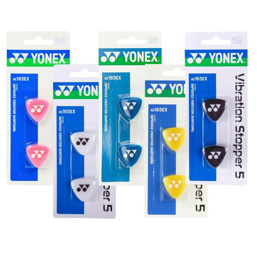 Antivibrador Yonex Vibration Stopper 5 X 2  - REAL ESPORTE