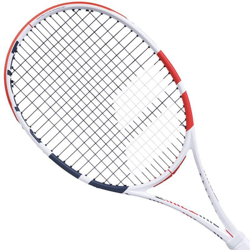 Raquete de Tênis Babolat Pure Strike 16x19 New 2020 + Bola e Corda  - REAL ESPORTE
