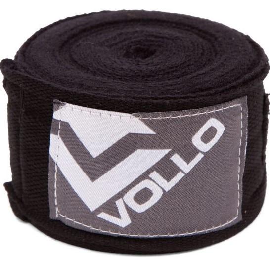 Bandagem Elástica Vollo - Preto  - REAL ESPORTE