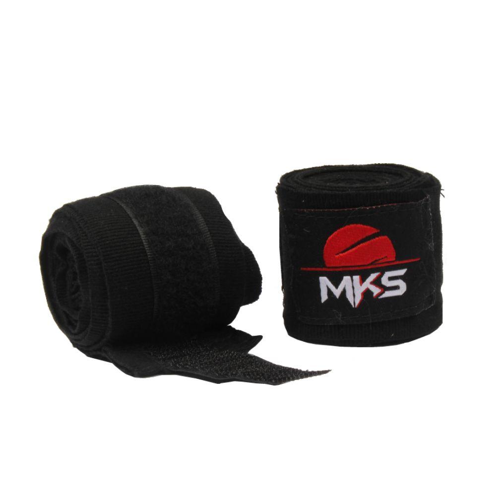 Bandagem Elática MKS 2,2m  - REAL ESPORTE