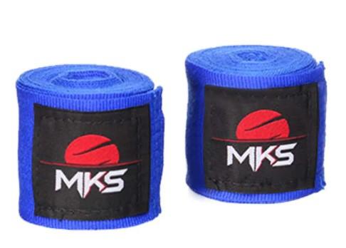 Bandagem Mks 4.50 - Azul  - REAL ESPORTE