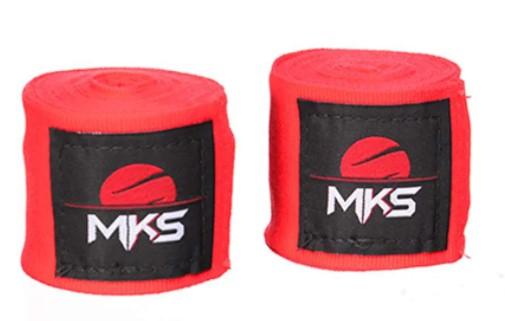 Bandagem Mks 4.50 - Vermelho  - REAL ESPORTE