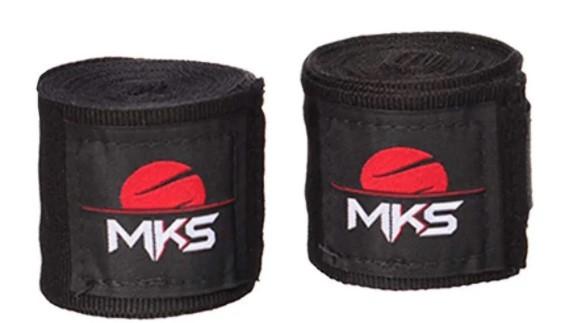 Bandagem Mks Low 4.50 - Preto  - REAL ESPORTE