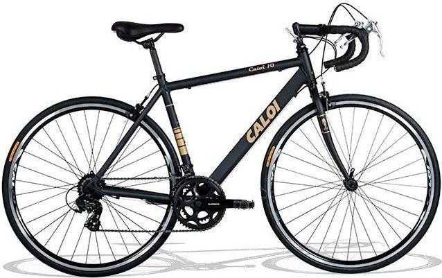 Bicicleta Caloi 10 Speed Aro 700 - Preta  - REAL ESPORTE