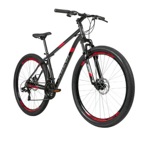 Bicicleta Caloi Supra Aro 29  - REAL ESPORTE